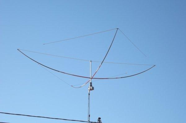 Ma nouvelle antenne Skypper installer