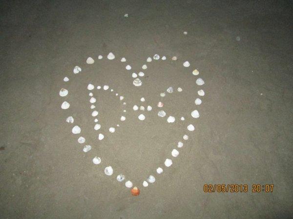 Prouvons notre amour au monde entiers!
