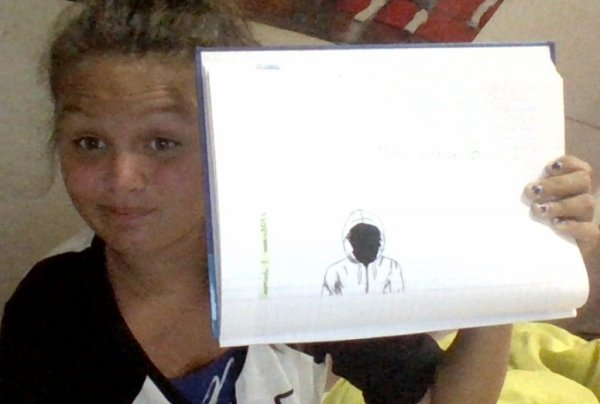 me and my dessin ♥