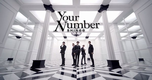Your Number SHINee #Monkey
