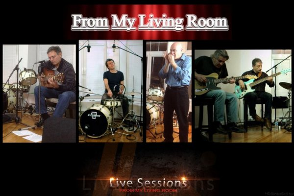 """""""A Tribute To Eric Clapton From My Living Room"""""""