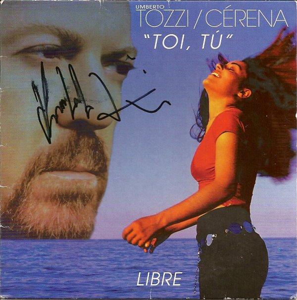 Umberto Tozzi.