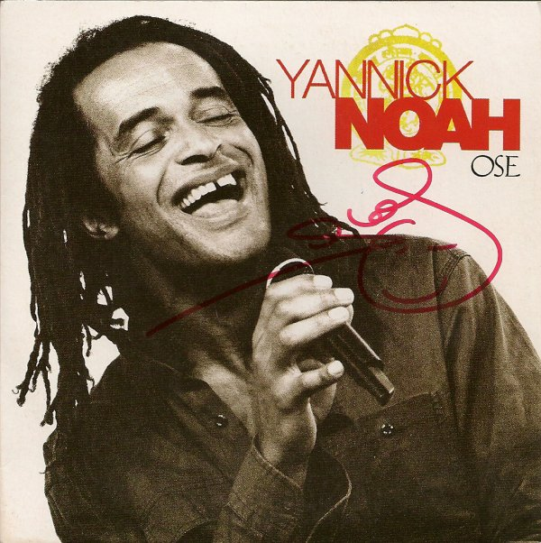 Yannick Noah.