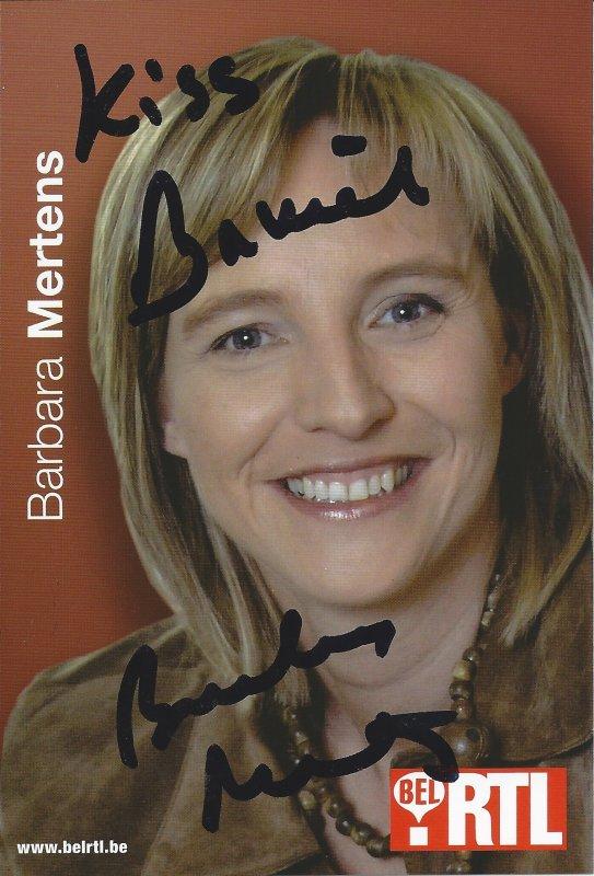 Barbara Mertens.