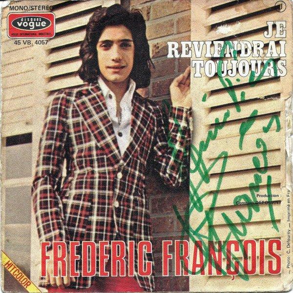 Frédéric François.