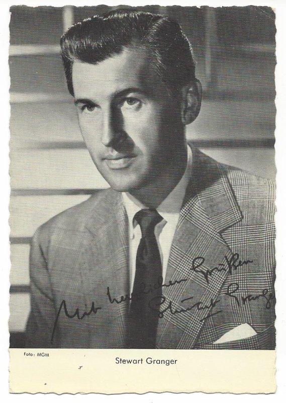 Stewart Granger.