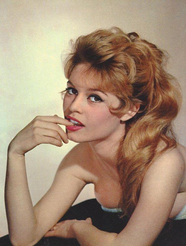 Brigitte Bardot. Coup de coeur.