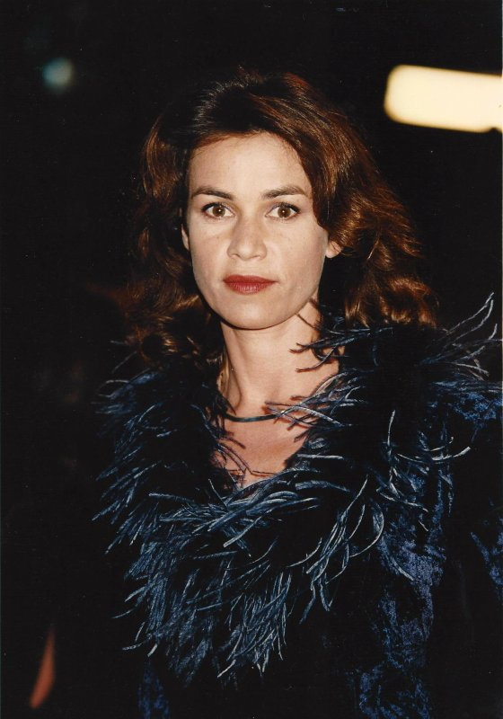 Valérie Kaprisky.