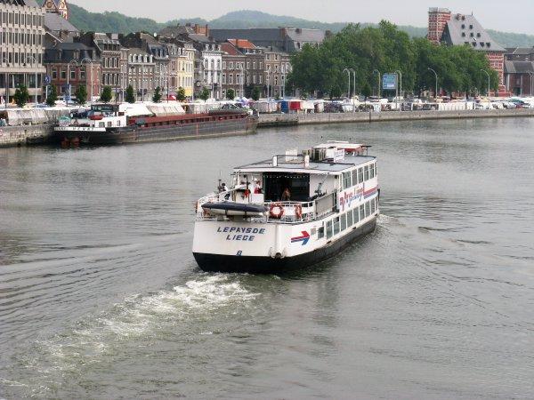 La Meuse - Liège.