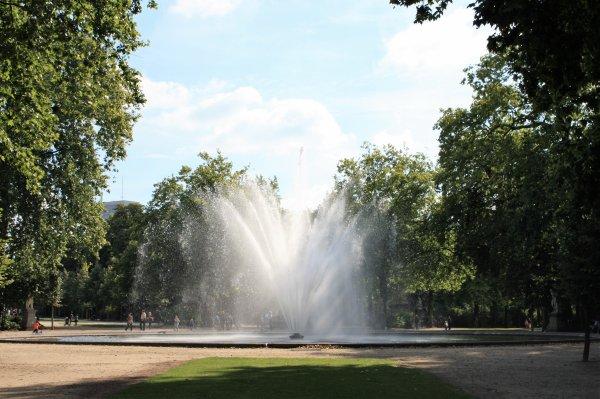 Parc de Bruxelles.