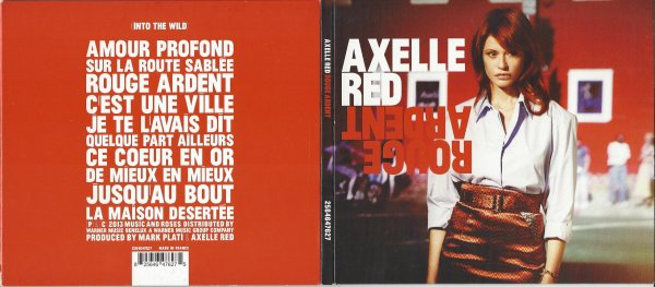 Axelle Red - Rouge Ardent.