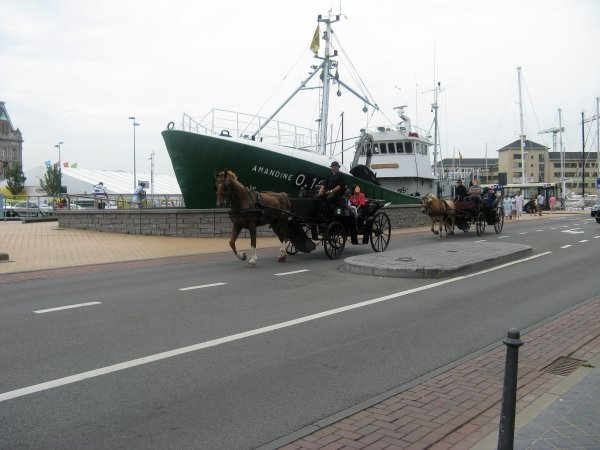 L'Amandine 0.129 - Ostende.