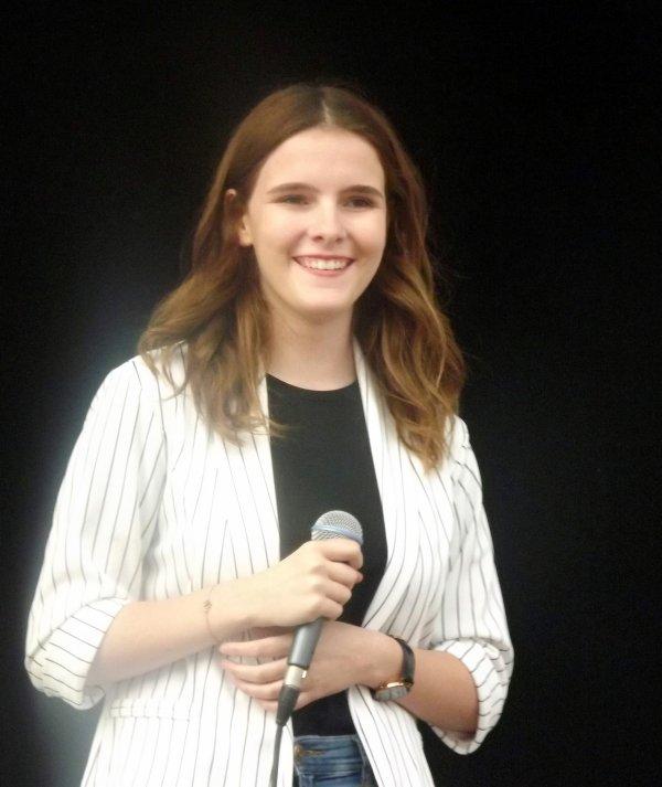 Camille Schneyders - The Voïce Belgique 2018.