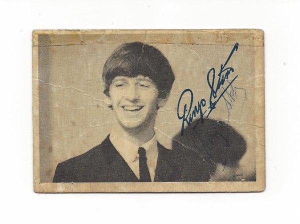 Ringo Starr - The Beatles.