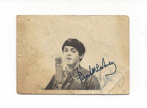 Paul Mc Cartney - The Beatles.