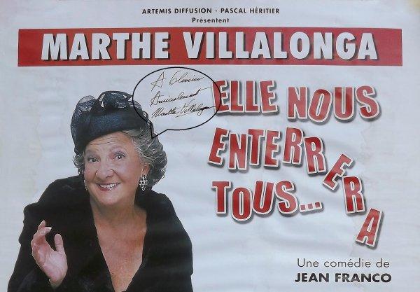 Marthe Villalonga.