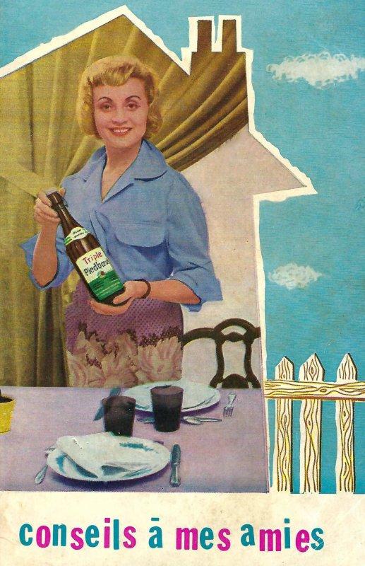 Annie Cordy et la PUB.