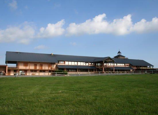 Le site de la course : le Parc équestre fédéral