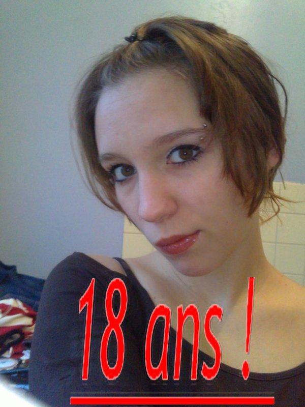 18 ans !