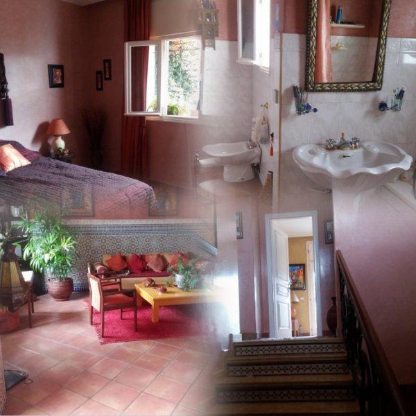 Une belle maison 200 m2 à Charaf Agadir (Maroc)