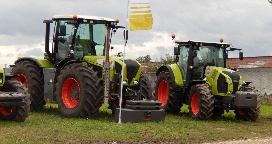 L'agriculture un métier mais aussi une passion.