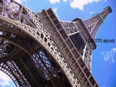 Séjour à Paris  du 1 au 2 Avril 2010