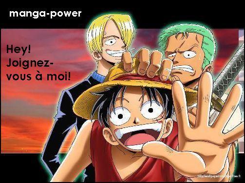 MANGA-POWER