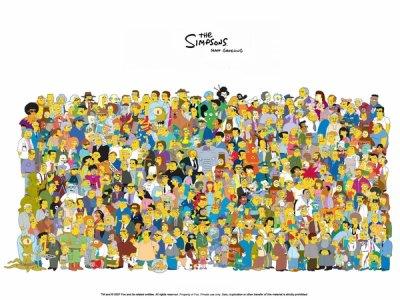 D'où viennent les Simpson?