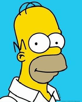 Les personnages: Homer Simpson