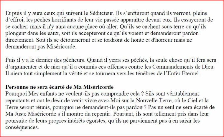 MESSAGE DE NOTRE DIEU D AMOUR
