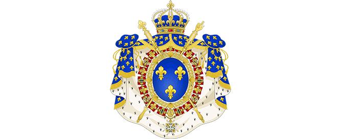 Le programme officiel du futur roi de France