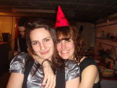 ma soeur et ma cousine