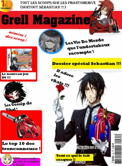 The Grell Mag !!!!!