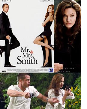 Film :  Mr & Mrs Smith