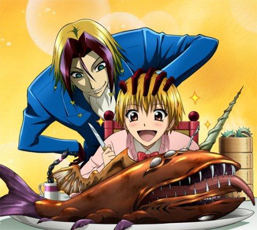 Neuro le mange-mystère ou Majin tantei nougami neuro !!!!!