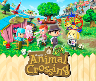 Animal Crossing New Leaf !!!!
