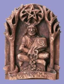 Le dieu Cornu Cernunnos