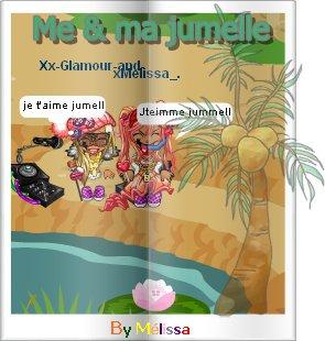 ♥♥ M0i & Ma Juumelle Mélissa  ♥♥