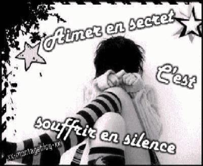 Aimer en secret
