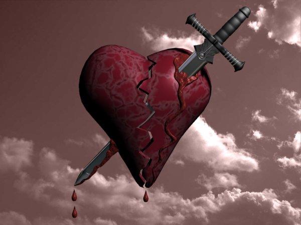 Le coeur briser