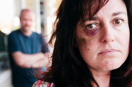Contre la violence faite aux femmes