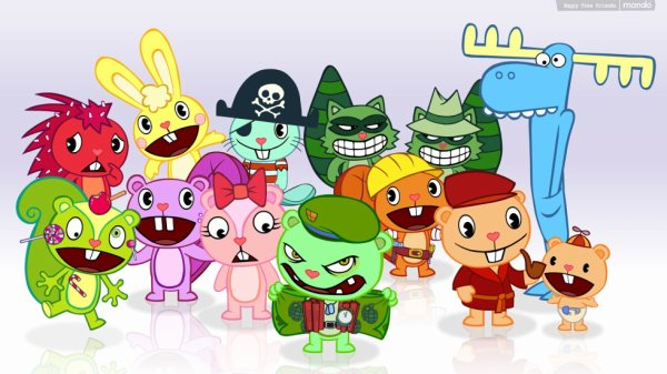 Happy tree friends (l)