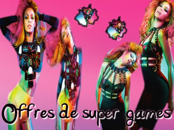 Article 3 : offres de super games