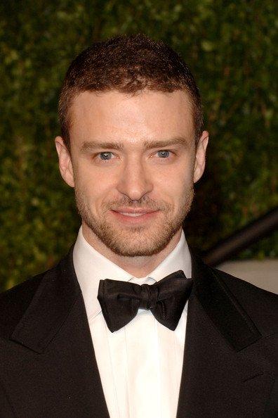 Justin Timberlake (l)