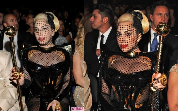 Grammy Awards 2012 (l)