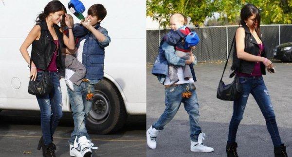 Justin Bieber (l)