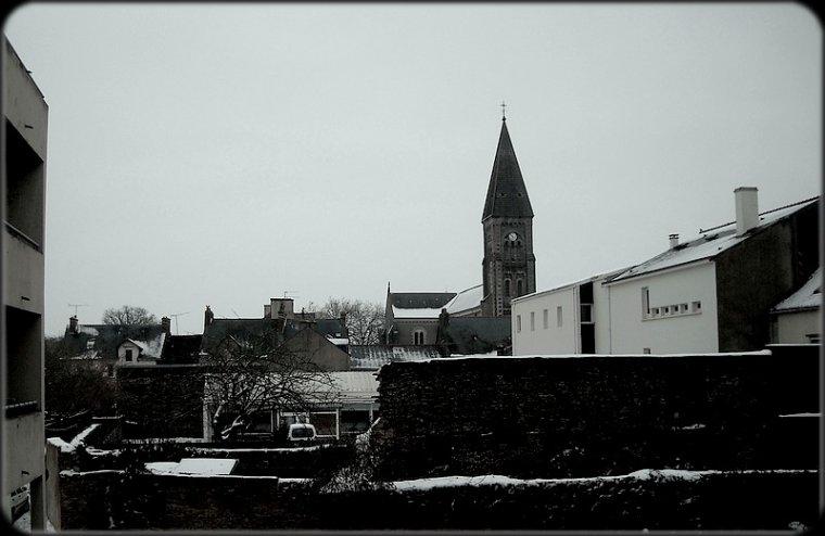 - L'hiver me fait rêver & encore plus la neige [...] -
