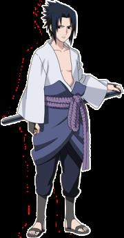 sasuke uchiwa shippuden