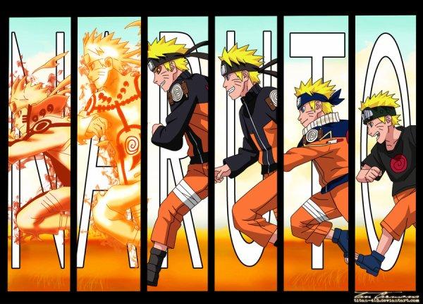 L'Histoire du Manga Naruto