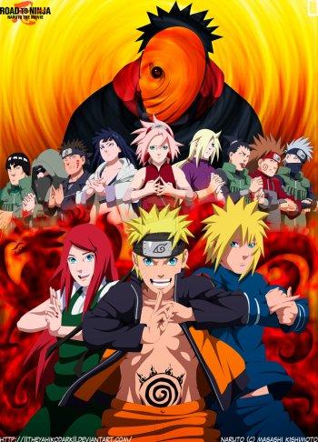 L'incroyable succès de Naruto : Road To Ninja